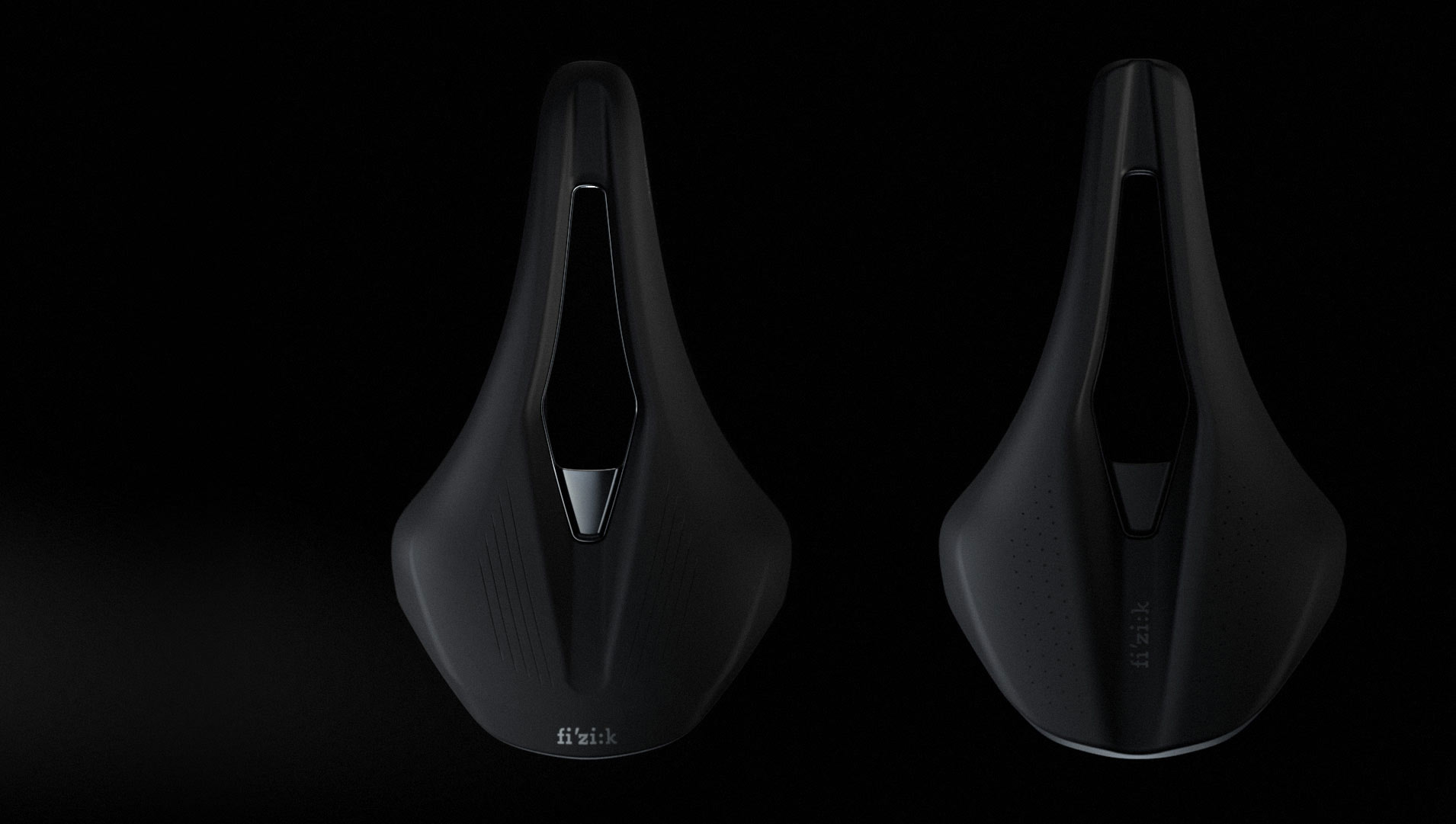 Argo open road cycling saddles
